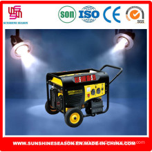 6kw Gasoline Generator Set for Home & Outdoor Use (SP15000E2)